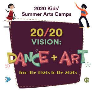 2020 Summer Kids Arts Camp Scholarships