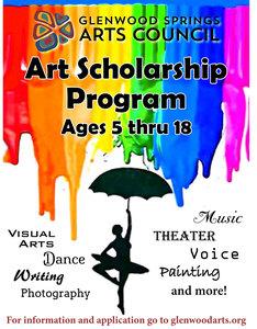 2021 Arts Scholarship Available!